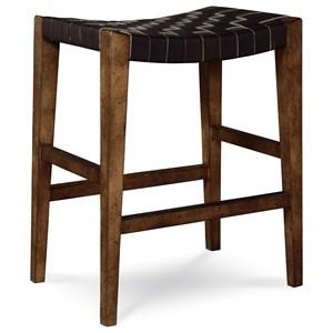 Klien Furniture Echo Park Woven Stool