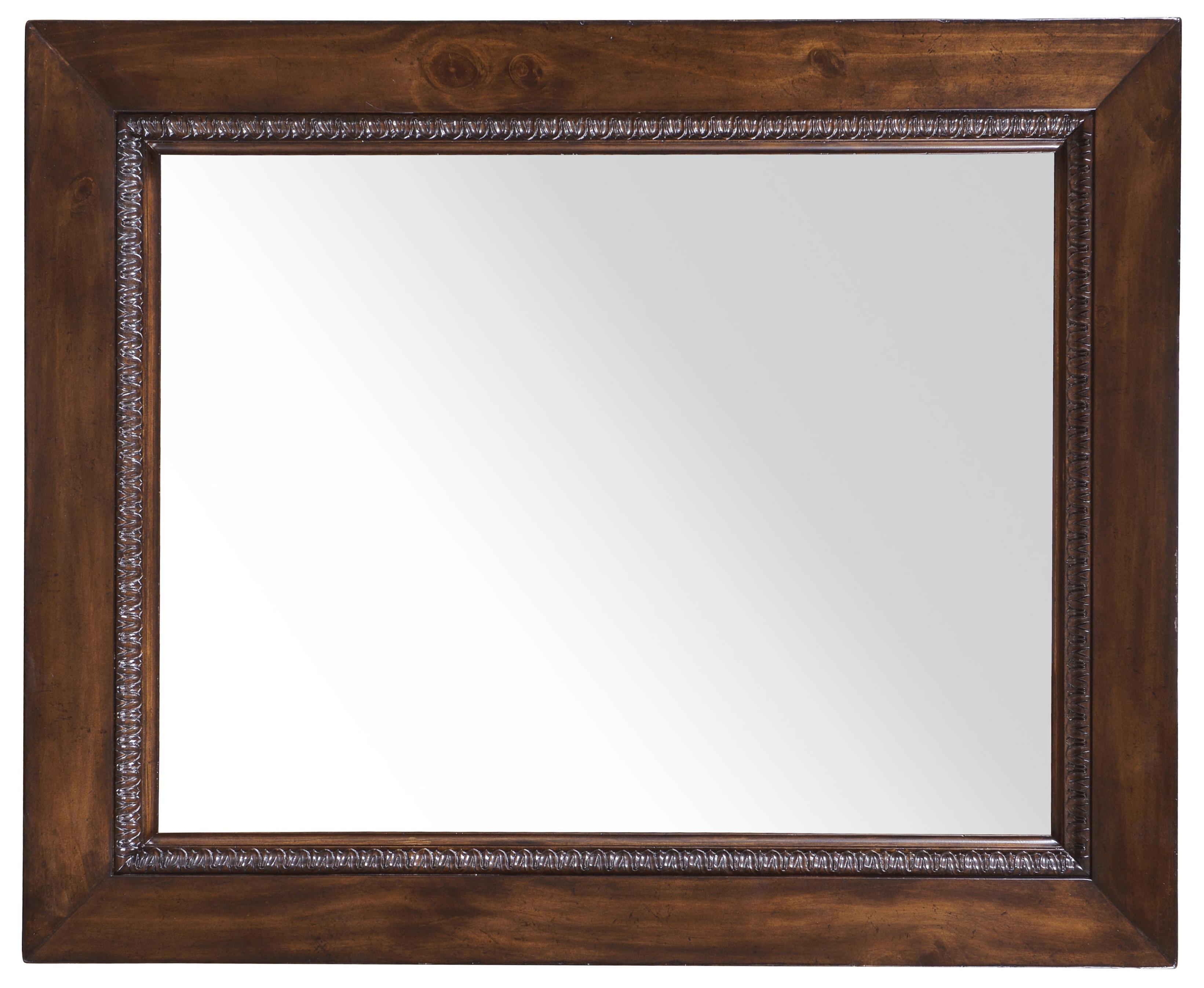Belfort Signature Edwards Ferry Landscape Mirror - Item Number: 210120-2106