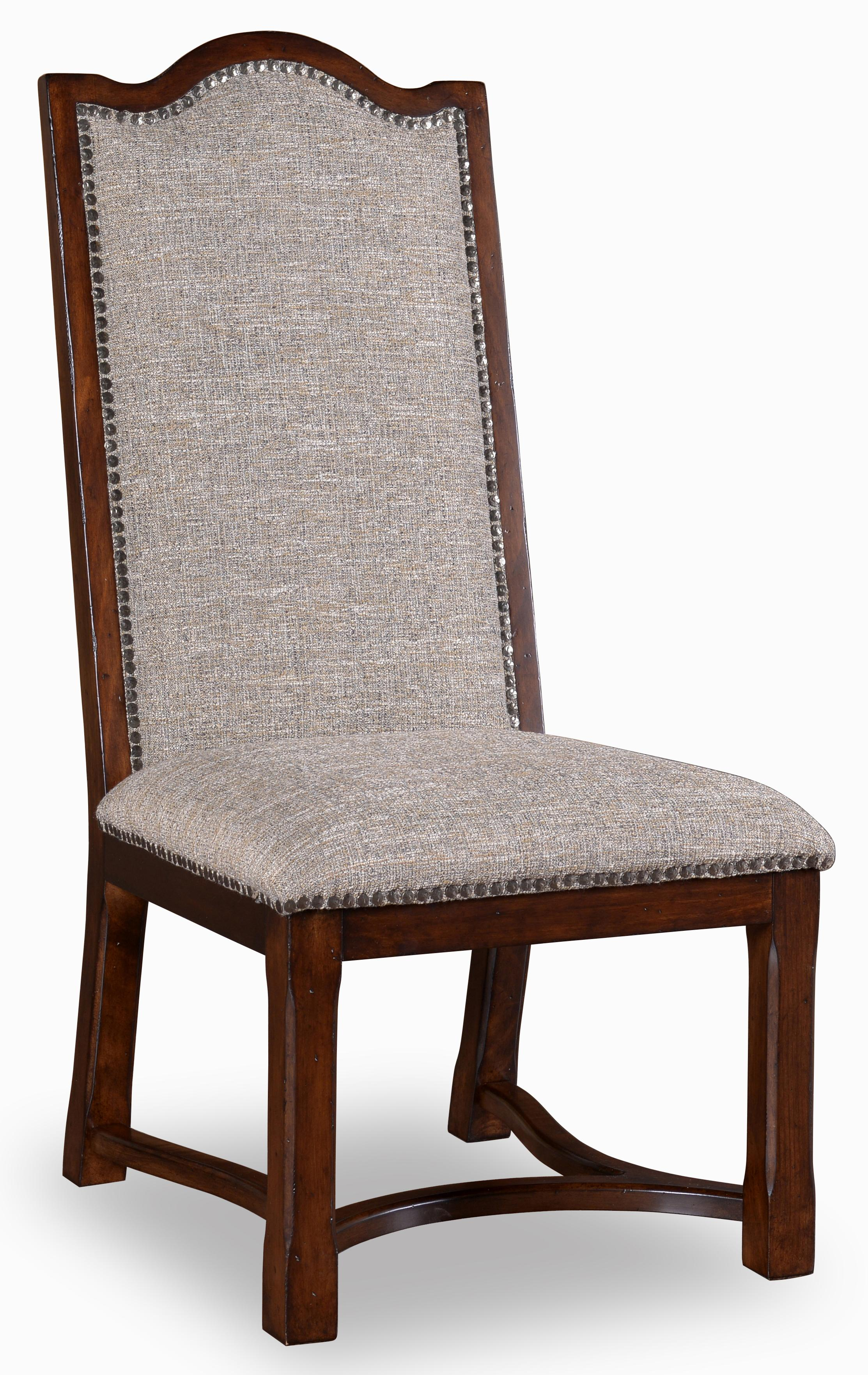 Belfort Signature Edwards Ferry Upholstered Side Chair - Item Number: 210206-2106