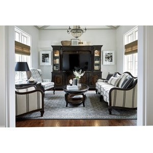 A.R.T. Furniture Inc Empyrean Sky Stationary Living Room Group