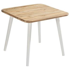 Darrow Teak End Table