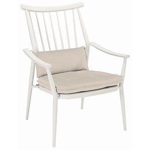 A.R.T. Furniture Inc Epicenters Austin Outdoor Darrow Lounge Chair