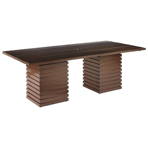 Cypress Rectangular Dining Table