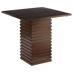 Cypress Bar Table