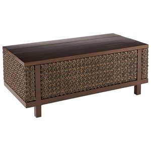 Greenwich Rectangular Coffee Table