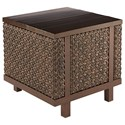 A.R.T. Furniture Inc Epicenters Outdoor Greenwich End Table - Item Number: 923303-4114