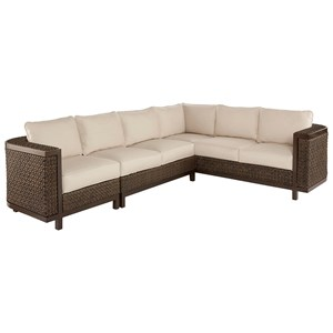 3-Piece Brentwood Outdoor Sectional