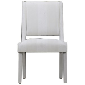Leia Upholstered Side Chair
