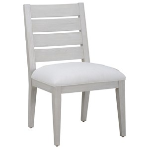 Luke Slat Back Side Chair
