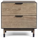 The Great Outdoors Epicenters Austin Teravista Nightstand - Item Number: 235140-2839