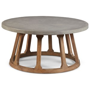A.R.T. Furniture Inc Epicenters Austin Fountainwood Cocktail Table