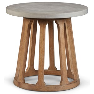 A.R.T. Furniture Inc Epicenters Austin Fountainwood End Table