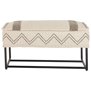 A.R.T. Furniture Inc Epicenters Austin Ottoman