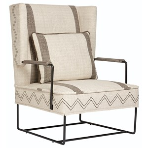 A.R.T. Furniture Inc Epicenters Austin Wing Chair
