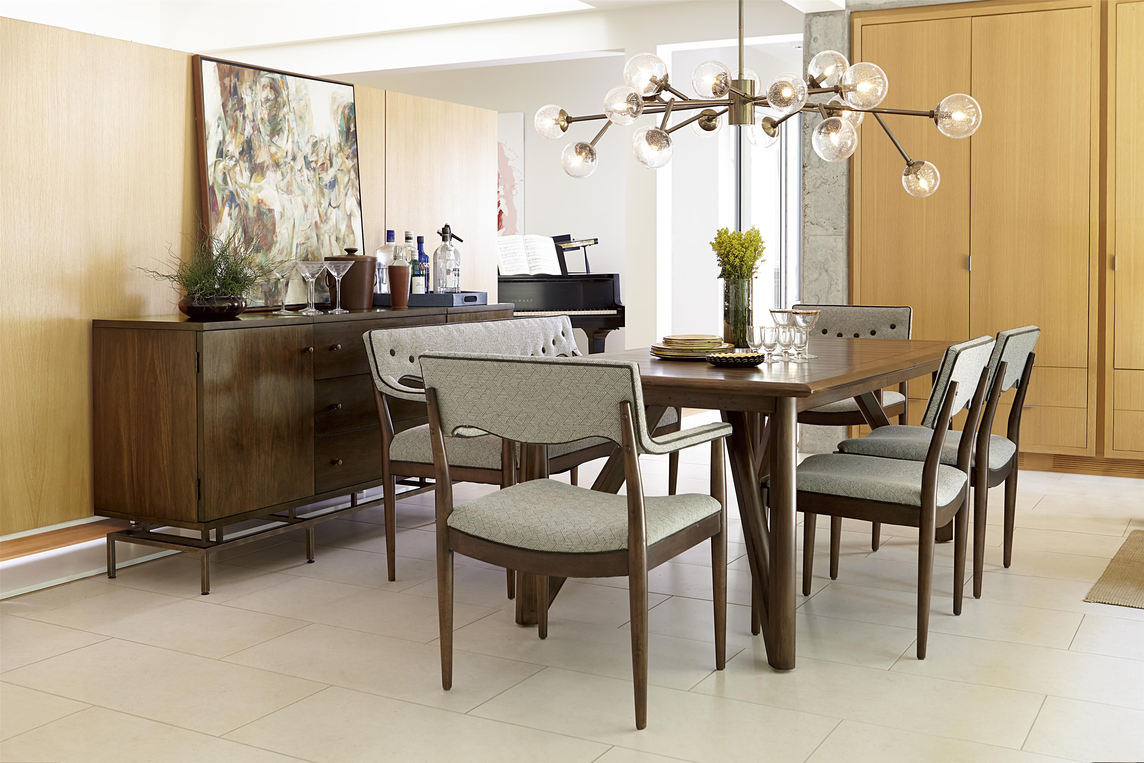 Belfort Signature Urban Treasures Formal Dining Room Group - Item Number: 223000-1812 Dining Room Group 4