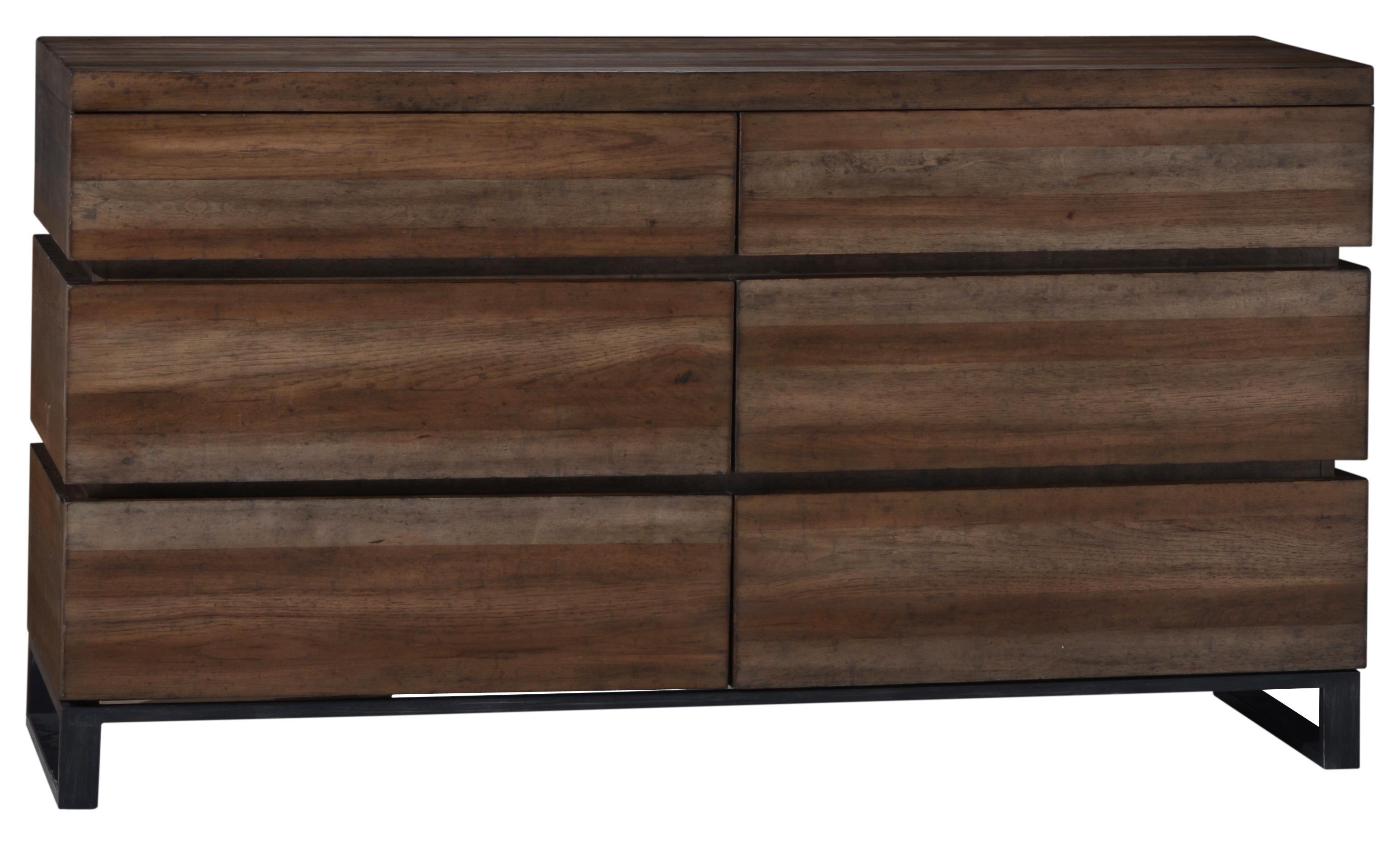 Belfort Signature Urban Treasures Contemporary Shaw Dresser - Item Number: 223130-2302