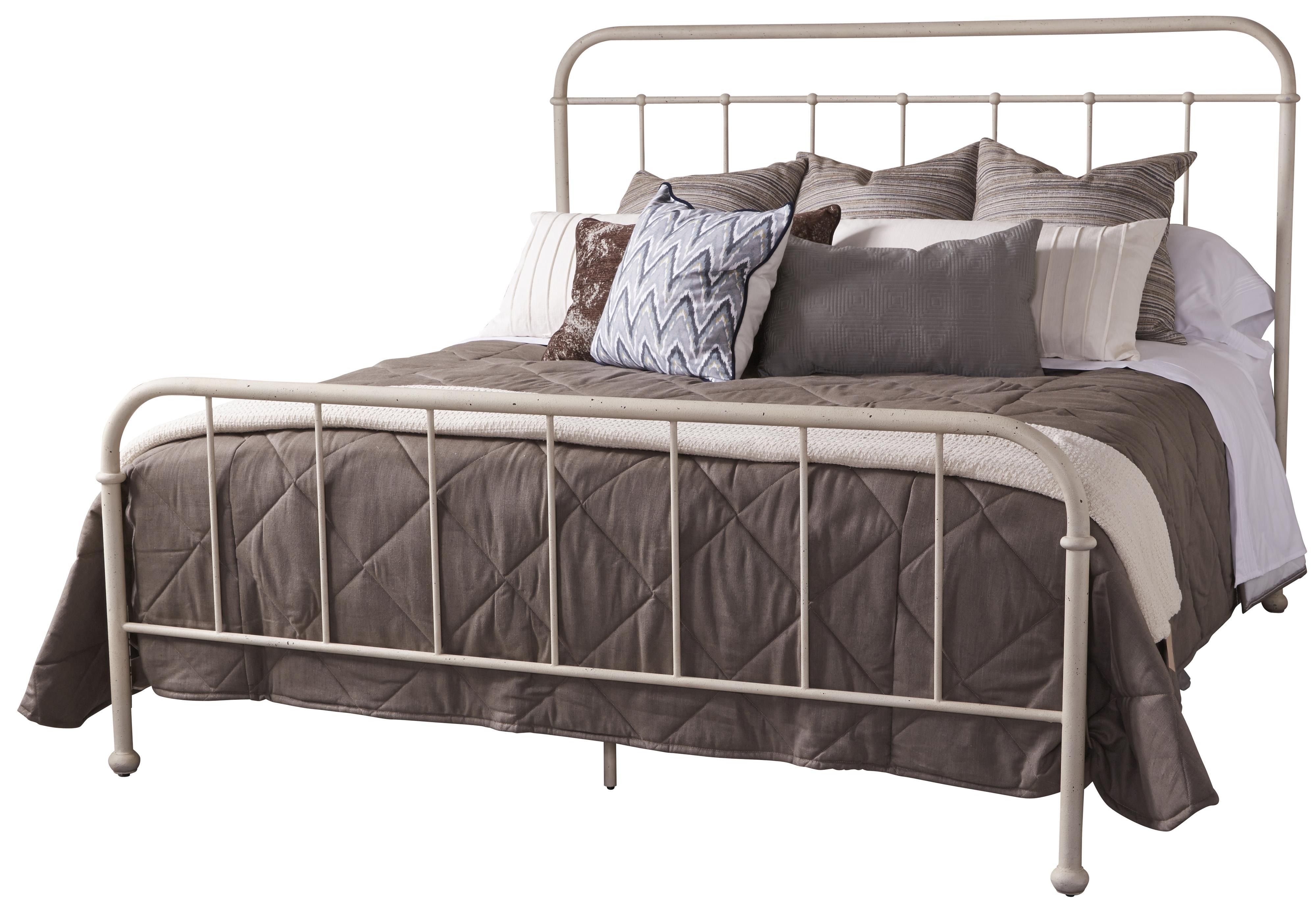 Belfort Signature Urban Treasures Queen Shaw Metal Bed - Item Number: 223135-2617