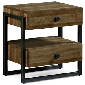 Belfort Signature Urban Treasures Shaw Nightstand