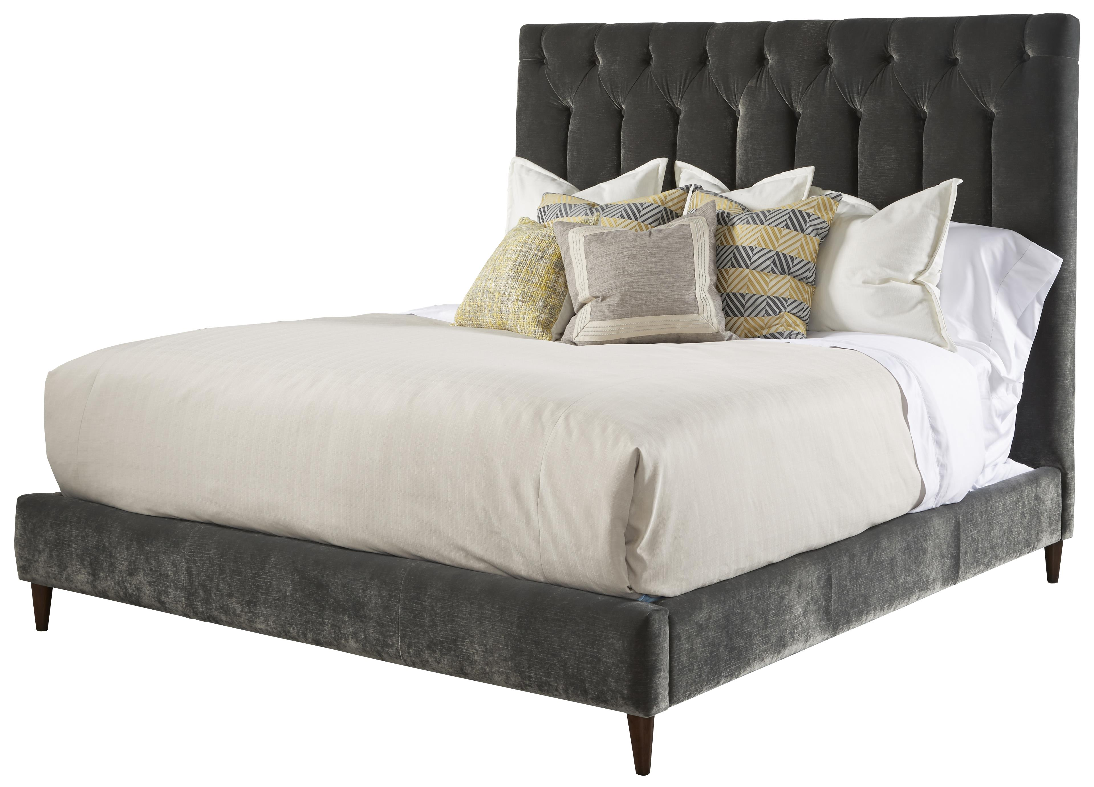 Belfort Signature Urban Treasures Queen 14th and U Upholstered Bed - Item Number: 223145-1812