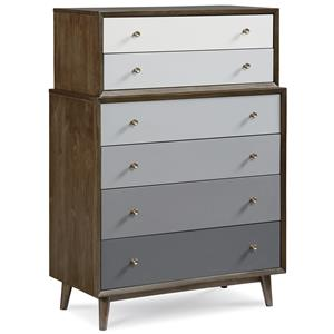 Markor Furniture Epicenters Silver Lake Drawer Chest