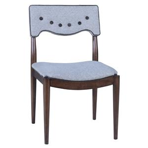 Belfort Signature Urban Treasures Silver Lake Upholstered Back Side Chair