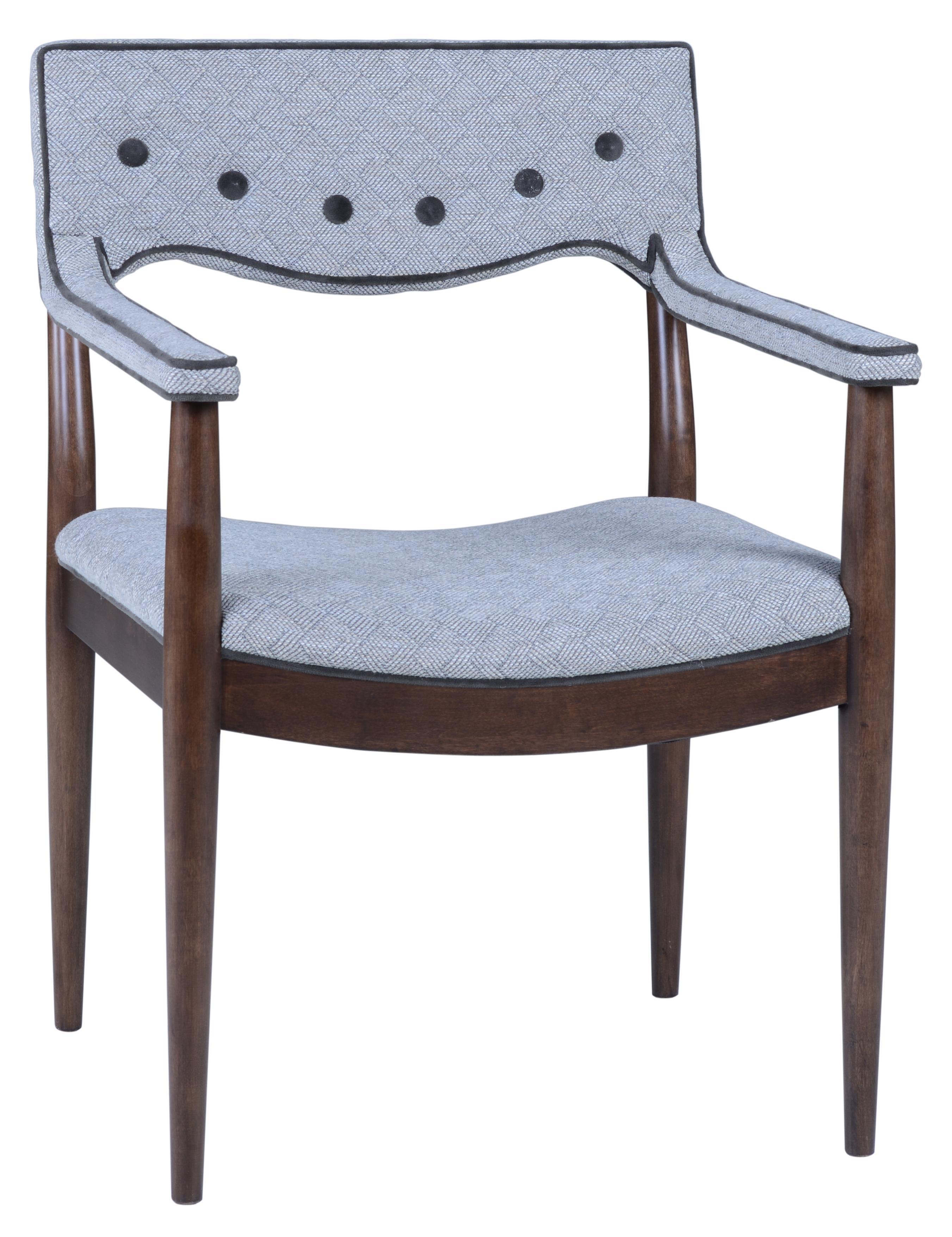 Belfort Signature Urban Treasures 14th and U Upholstered Arm Chair - Item Number: 223201-1812