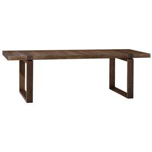 Belfort Signature Urban Treasures Shaw Rectangular Dining Table