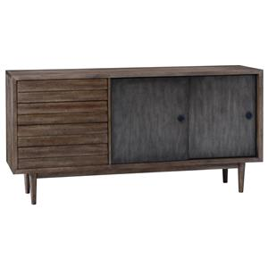 Belfort Signature Urban Treasures Shaw Sideboard with Sliding Doors