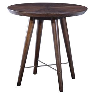 14th and U Round End Table
