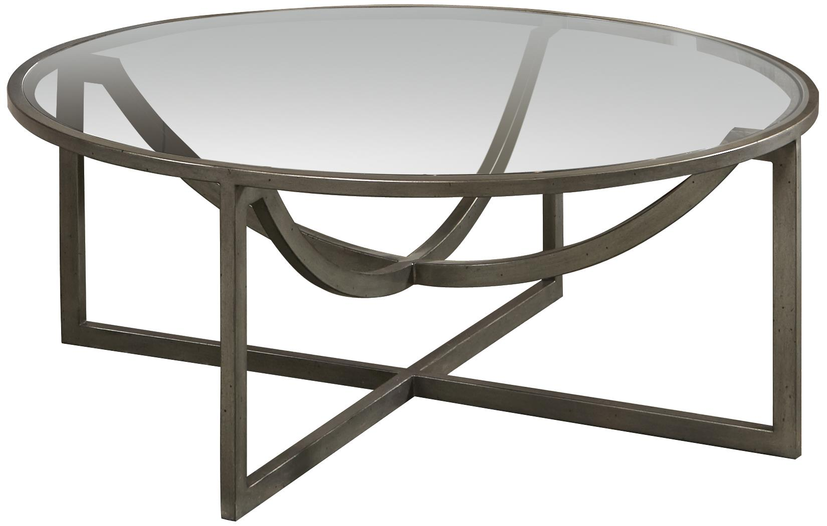 Belfort Signature Urban Treasures Shaw Round Cocktail Table - Item Number: 223311-1251