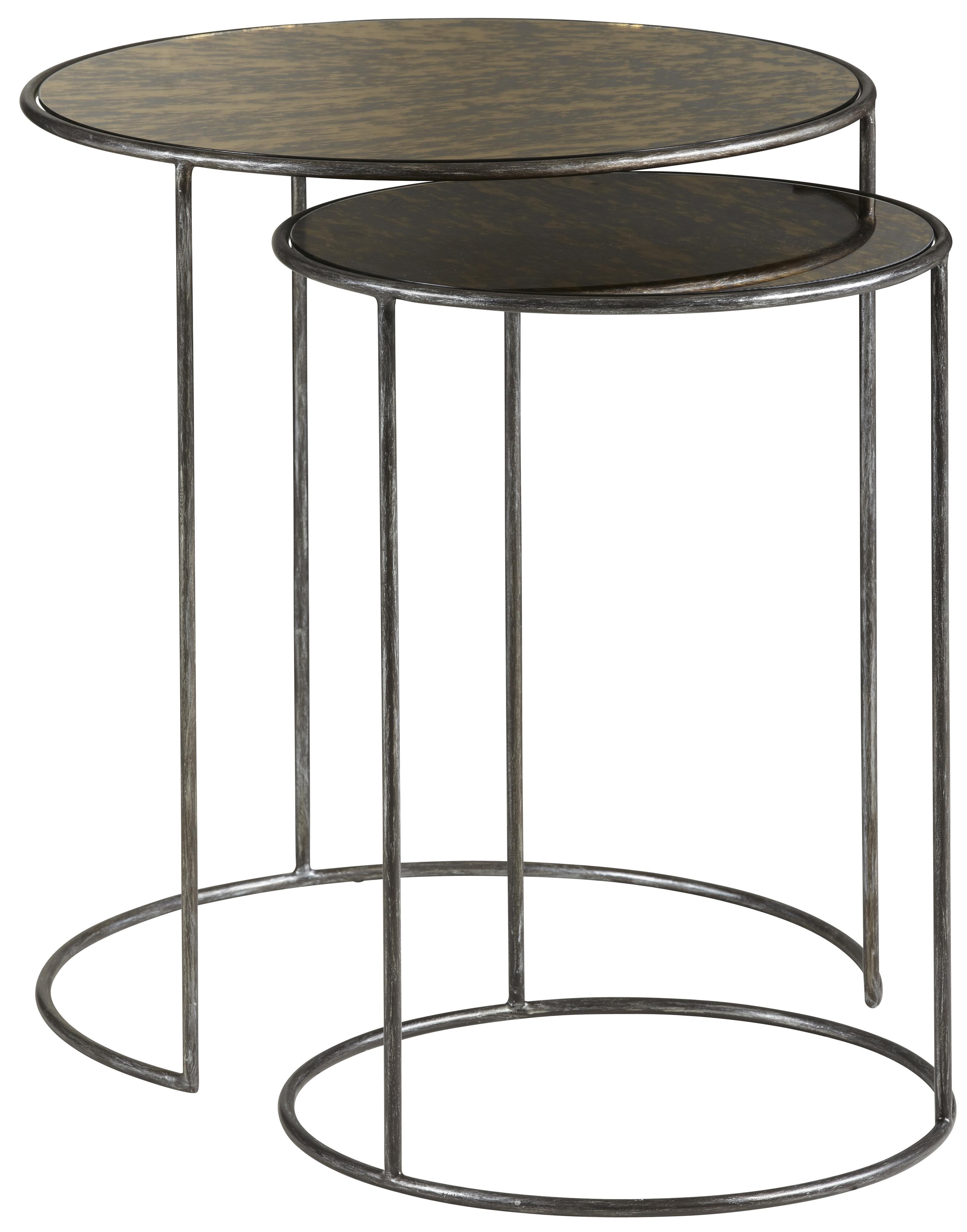 Belfort Signature Urban Treasures Shaw Nesting Tables - Item Number: 223369-1251