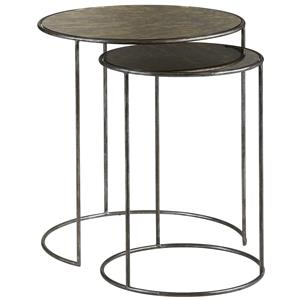 Belfort Signature Urban Treasures Shaw Nesting Tables