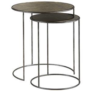 Markor Furniture Epicenters Williamsburg Nesting Tables