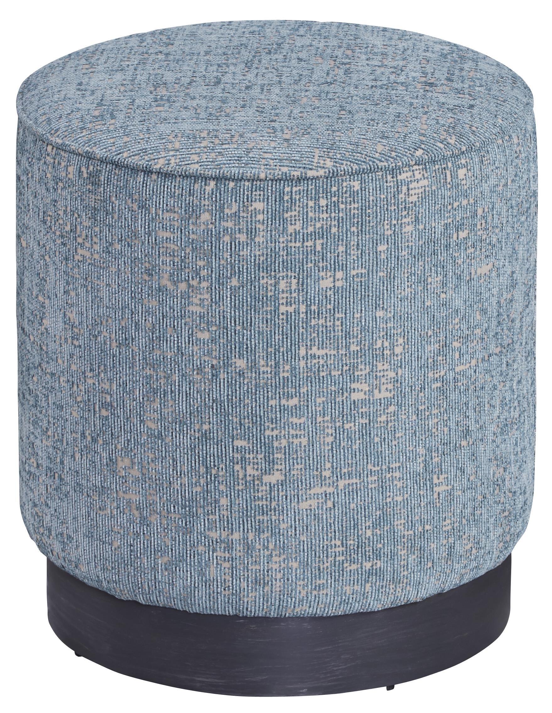 Belfort Signature Urban Treasures 14th and U Upholstered Stool - Item Number: 223371-1251