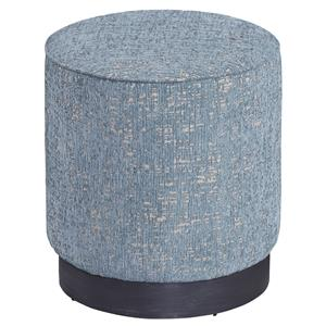 A.R.T. Furniture Inc Epicenters Silver Lake Upholstered Stool