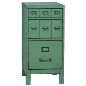 Markor Furniture Epicenters Williamsburg Accent File Cabinet