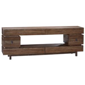 Belfort Signature Urban Treasures Shaw Entertainment Console