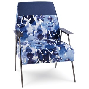 Belfort Signature Urban Treasures Meisner Accent Chair