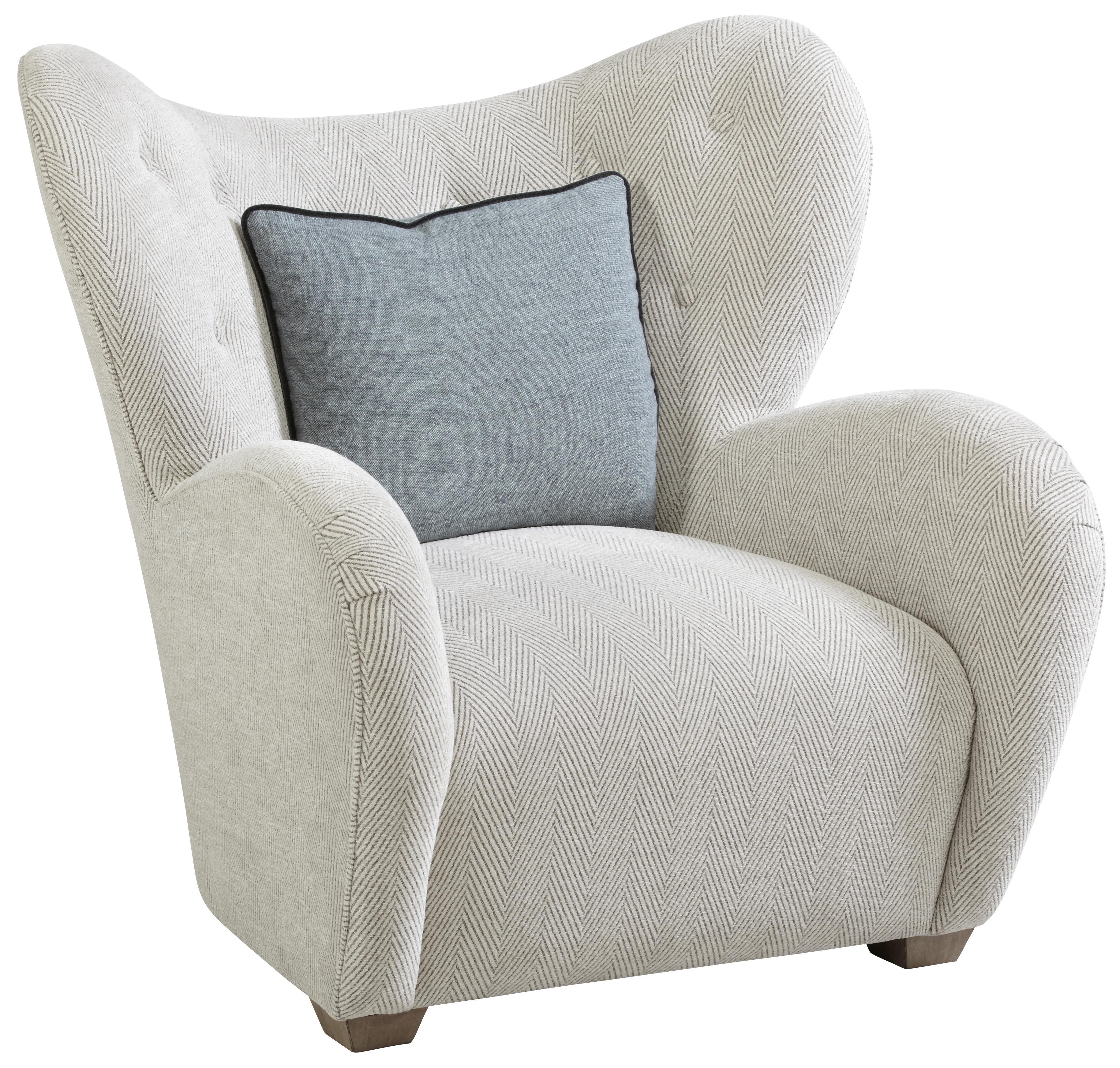 Belfort Signature Urban Treasures Levy Accent Chair - Item Number: 523554-5001AA