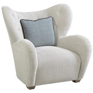 Markor Furniture Epicenters Levy Accent Chair