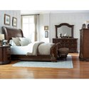 The Great Outdoors Gables King Bedroom Group - Item Number: 245 K Bedroom Group 4