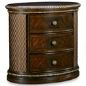 A.R.T. Furniture Inc Gables Oval Nightstand - Item Number: 245141-1707