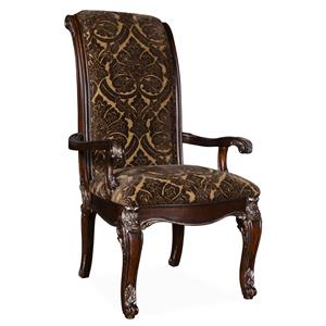 A.R.T. Furniture Inc Gables Upholstered Back Arm Chair