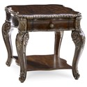 A.R.T. Furniture Inc Gables Drawer End Table - Item Number: 245303-1707