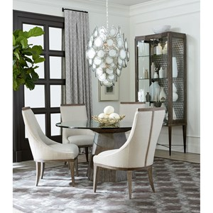A.R.T. Furniture Inc Geode Casual Dining Room Group