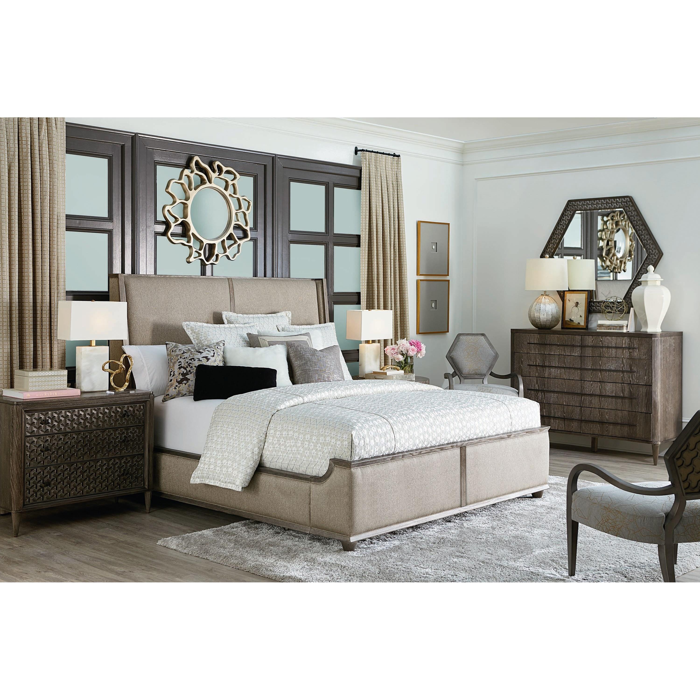 A.R.T. Furniture Inc Geode King Bedroom Group - Item Number: 238000-2303 K Bedroom Group 2