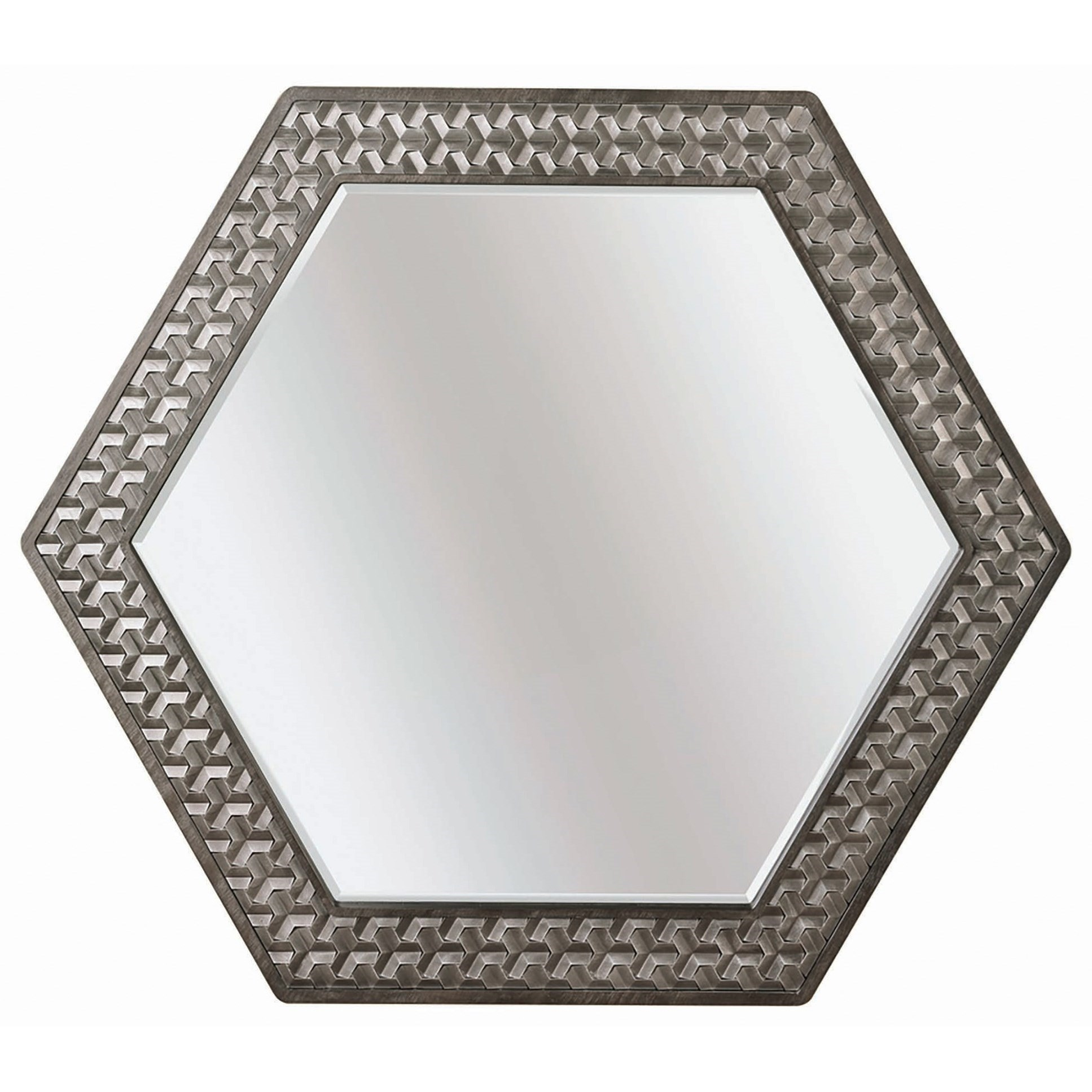 A.R.T. Furniture Inc Geode Citrine Mirror - Item Number: 238120-2303