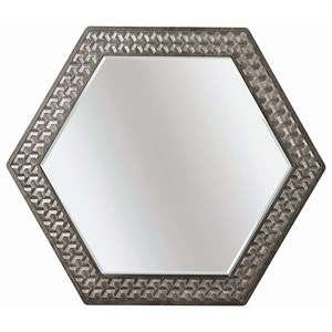 A.R.T. Furniture Inc Geode Citrine Mirror
