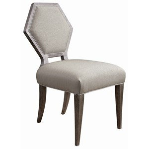 Druzy Side Dining Chair