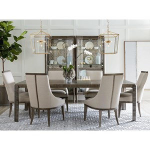 7-Piece Ridge Dining Table Set